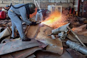 torch-scrap-metal